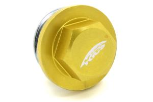 KICS Magnetic Oil Drain Plug Bolt M20 x 1.5 Yellow ( Part Number: WMAG3)