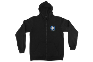 DigiCamo Life Is Too Short To Stay Stock Zip Hoodie Black Small ( Part Number: 31401)