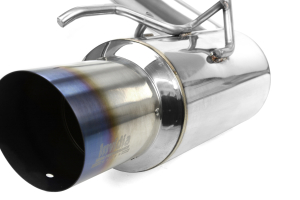 Invidia Racing Series Cat Back Exhaust Titanium Tip (Part Number: )