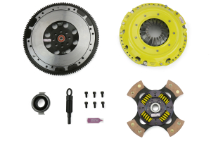 ACT Heavy Duty Race Sprung 4 Pad Clutch Kit (Part Number: )