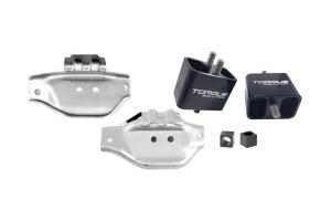 Torque Solution Solid Engine Mounts - Subaru Models (inc. 2015+ WRX / 2014+ Forester XT