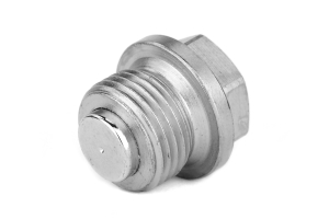 Dimple Magnetic Transmission Plug M18x1.5x12 ( Part Number: M18X1.5X12)