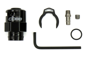 COBB Tuning Boost Tap Black ( Part Number: 8V1300)