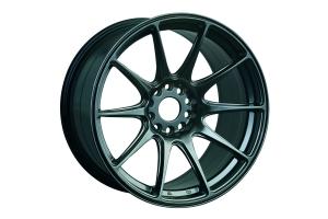 XXR 527 5x114.3 / 5x100 Chromium Black - Universal
