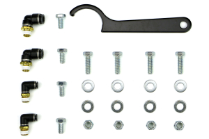 Air Lift Performance Rear Air Suspension Kit - Ford Focus ST 2013+