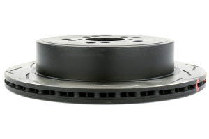 DBA 4000 Series T-Slot Slotted Rear Rotor Pair (Part Number: )