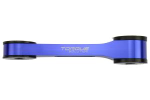 Torque Solution Pitch Stop Mount Blue - Subaru Models (inc. 2002+ WRX/STI)
