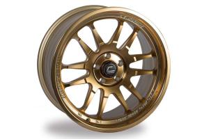 Cosmis Racing Wheels XT-206R 18x11 +8 5x114.3 Hyper Bronze - Universal