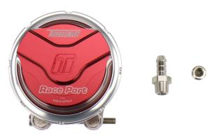 Turbosmart BOV Race Port Gen-V Red - Universal