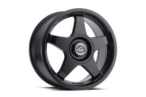 fifteen52 Chicane 18x8.5 +35 5x114.3 / 5x100 Asphalt Black - Universal