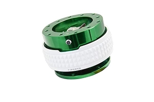 NRG Innovations Quick Release Kit Green Body (Multiple Color Options) - Universal