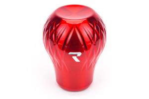 Raceseng Scepter Shift Knob Red Translucent - Honda Civic 6MT Models (inc. 2006+ Si / 2017+ Type R)