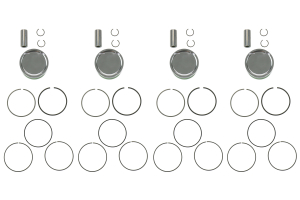 Cosworth High Performance Forged Piston Set 85.5mm 8.8:1 ( Part Number:COS1 10001449)