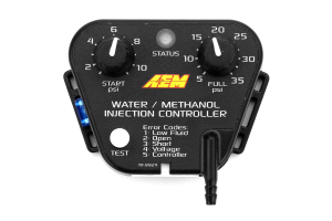 AEM Water / Methanol Injection Kit V2 (up to 35psi) w/ 1 Gallon Tank ( Part Number:AEM 30-3300)