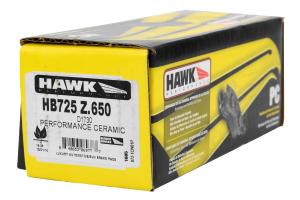 Hawk Performance Ceramic Front Brake Pads - Ford Fiesta 2014-2015
