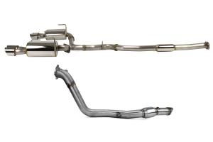 COBB Tuning Turbo Back Exhaust - Subaru WRX/STI Sedan 2011-2014
