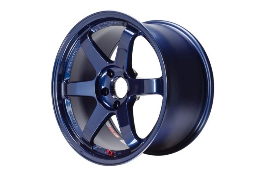 Volk TE37 SL 18x9.5 +40 5x114.3 Mag Blue - Universal