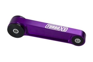 TurboXS Pitch Stop Mount Purple - Subaru Models (inc. 2002+ WRX / STI)
