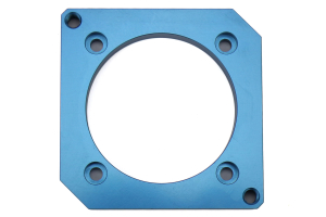 Boomba Racing 75mm DBW Throttle Body Adapter Blue (Part Number: )