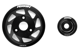 PERRIN Lightweight Accessory Pulley Kit ( Part Number:PER1 PSP-ENG-120BK)