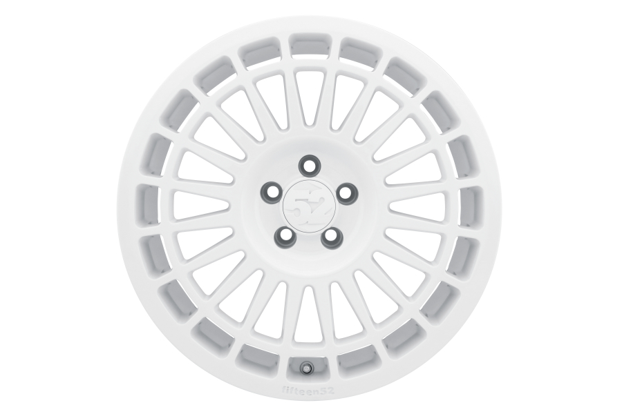 fifteen52 Integrale 18x8.5 +42 5x108 Rally White - Universal