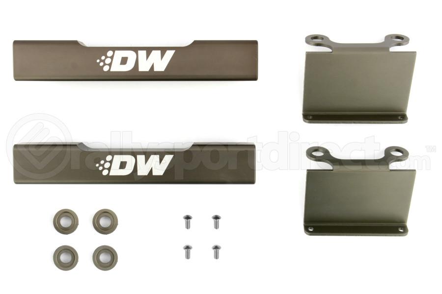 DeatschWerks Fuel Injectors 850cc w/Top Feed Conversion Fuel Rails (Part Number:6-101-0850)