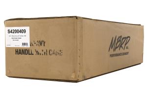 MBRP Cat Back Exhaust XP Series (Part Number: )