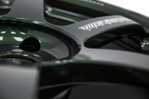 Volk TE37 SAGA 18x9.5 +38 5x114.3 Racing Green - Universal