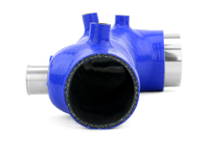 PERRIN Turbo Inlet Hose Blue (Part Number: PSP-INT-401BL)