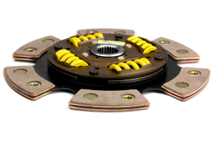 ACT Xtreme Duty 6-Puck Disc Clutch Kit ( Part Number:ACT SB10-XTG6)