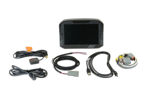 AEM Electronics CD-7LG Carbon Digital Dash Display Logging / GPS Enabled - Universal