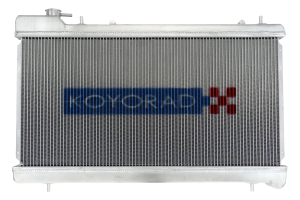 Koyo Aluminum Racing Radiator Manual Transmission - Subaru Impreza 1993-1998