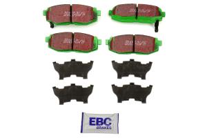 EBC Brakes Greenstuff Rear Brake Pads (Part Number: )