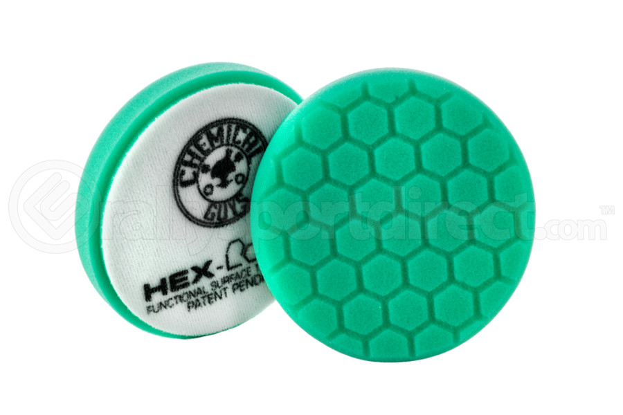 Chemical Guys Hex-Logic Heavy Polishing Pad Green 5.5 Inch - Universal