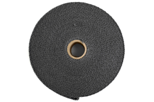 Thermo Tec Exhaust / Header Wrap Graphite Black 2in x 50ft (Part Number: )