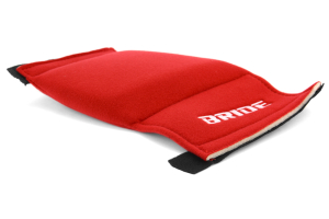 Bride Full Bucket Side Pad Red - Universal