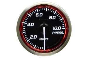 Defi DF Racer Metric Pressure Gauge 52mm - Universal