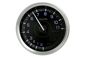 Defi Advance A1 80mm 11,000RPM Tachometer w/Can-Driver (Part Number: )