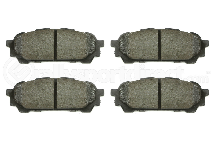 Stoptech Street Rear Brake Pads (Part Number:308.10040)