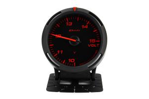 Defi Red Racer Volt Gauge 60mm ( Part Number: DF11902)
