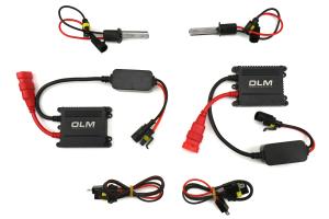 OLM H1 HID Kit - 5000k - Universal