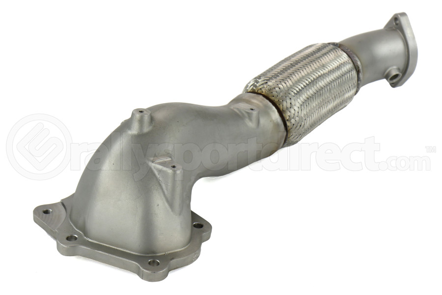 AMS Widemouth Downpipe w/ Turbo Outlet ( Part Number:AMS AMS.04.05.0001-1)