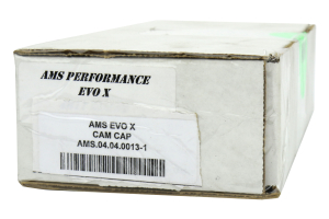 AMS Performance EVO X Cam Cap (Part Number: )