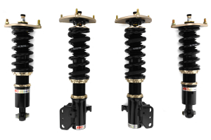 BC Racing BR Coilovers - Subaru WRX 2008-2014
