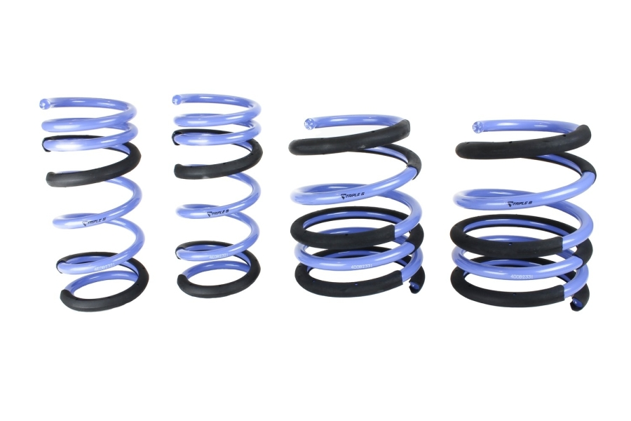 ISC Suspension Triple S Lowering Springs - Mazda 3 Hatchback 2014+