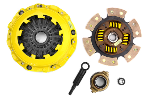 ACT Heavy Duty Sprung 6-Puck Disc Clutch Kit Prolite Flywheel Included ( Part Number:ACT SB8-HDG6)