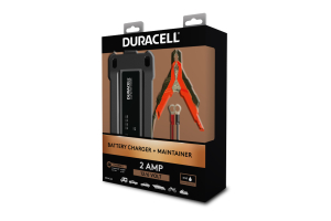 Duracell 2 Amp Battery Charger/Maintainer - Universal