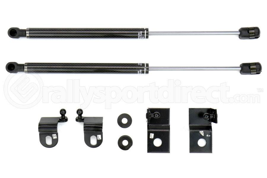 ProSport Carbon Fiber Hood Dampers ( Part Number:PRS HD-SUBARU BRZ)