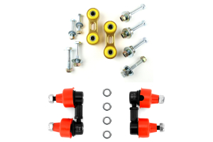 Whiteline Adjustable Ball Socket Front and Rear Endlink Kit (Part Number: )