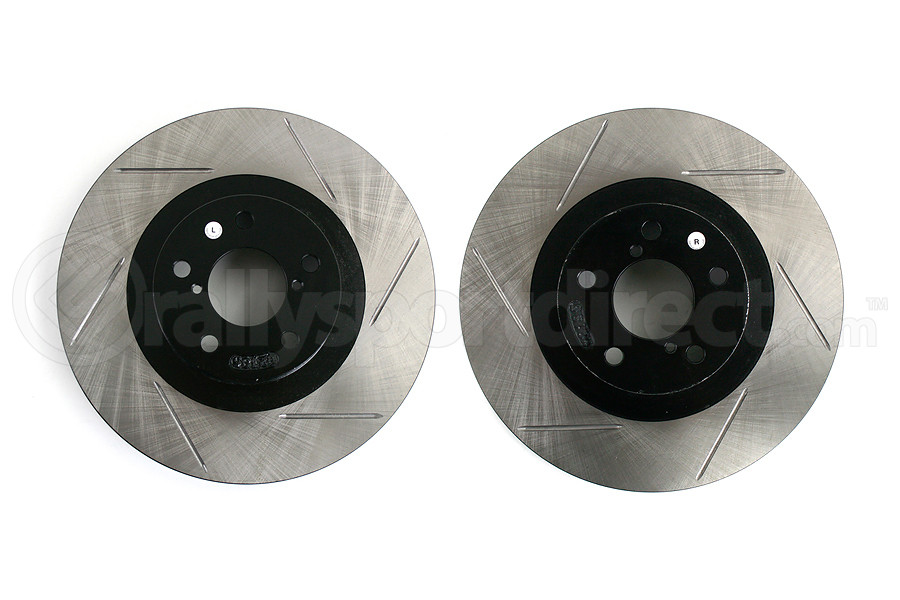Powerslot Slotted Front Rotor Pair ( Part Number:PWS 126.47018S)